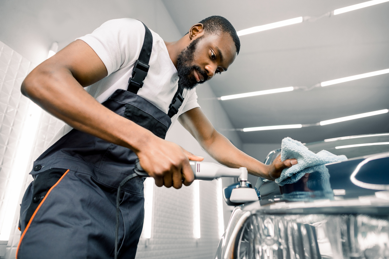 Car detailing in Delight MD