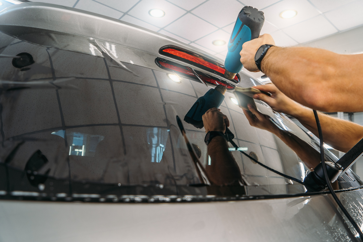 Window Tinting In Delight MD